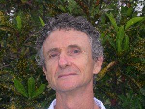 Ivo Hanza came to Hawaii to surf.