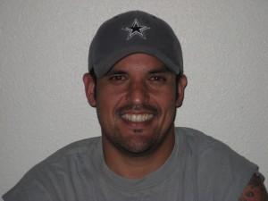 Dallas Cowboy fan, Brad Silva