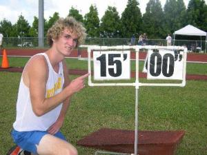 David King is the King of the Pole Vault