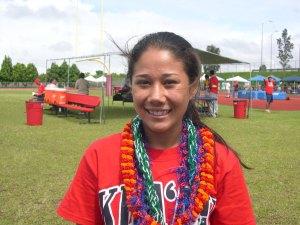 Keaau's Amy Eriksson holds a 4.1 GPA