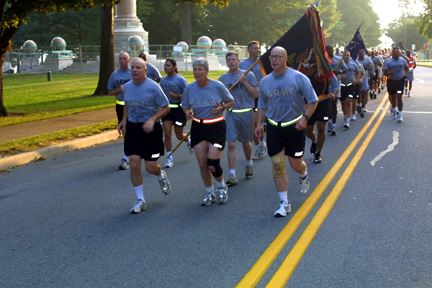 Celebrate the Army's Birthday with a 5K Run on Saturday