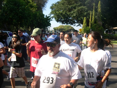 Walkers and runners are welcomed at the Fun Run/Walk on July 25