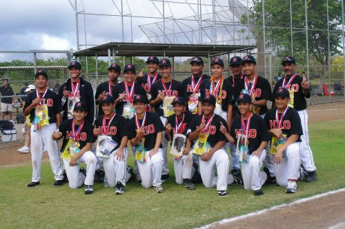Hilo Pony Team with represent state at West Coast Regionals