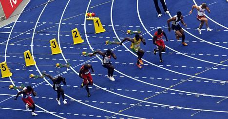 Bolt set new world record in Berlin