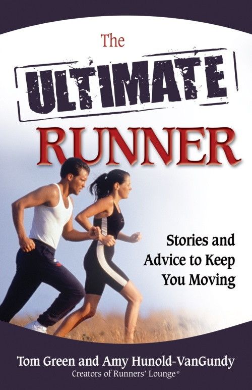 Ultimate Runner book cover