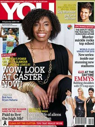 The new Caster Semenya