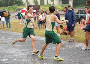 Honokaa's best harriers - Josh Robinson/Chris Mosch