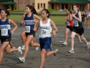 Girls Open Race