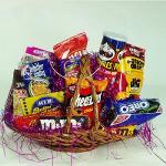 Junk-Food Basket