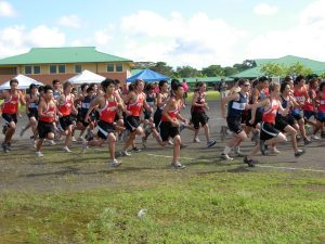 BIIF cross-country championships today at Kamehameha