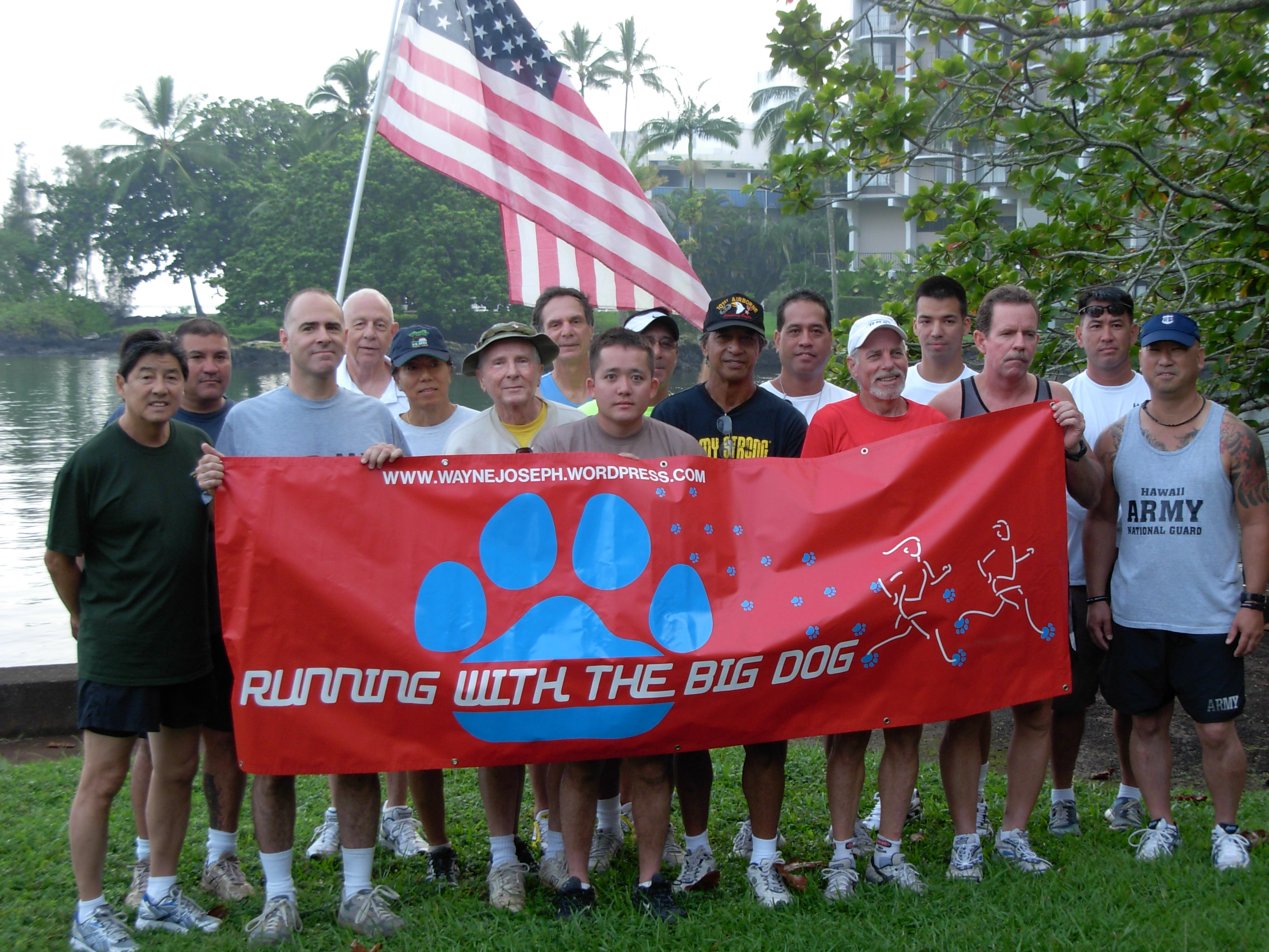 Veterans Day 5K Run/Walk Photo's and Results « Wayne