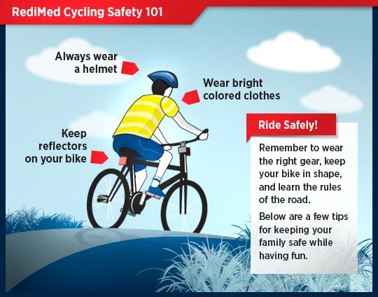 Jessica Kirkwood Offers Bike Safety Tips « Wayne Joseph's Blog