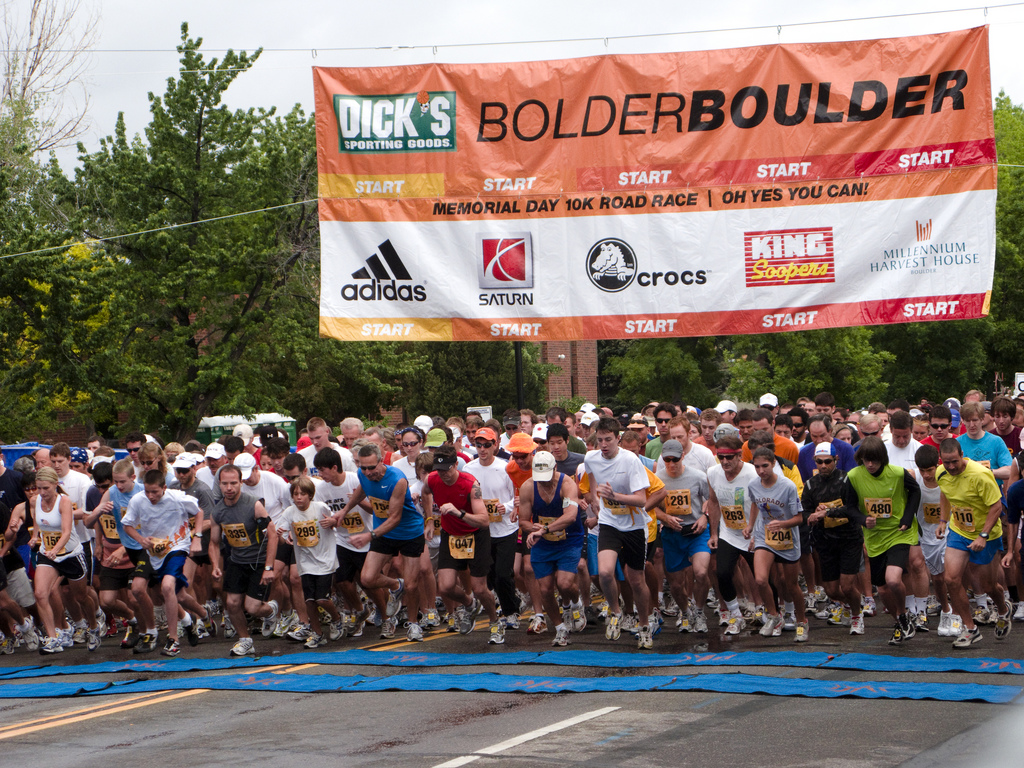 91 year old ninole man oldest to finish bolder boulder 10k. Black Bedroom Furniture Sets. Home Design Ideas